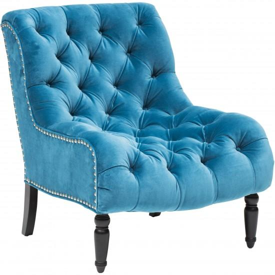 Exceptional Benjamin Blue Chair