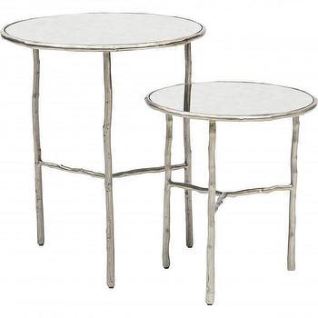 Bernhardt Carlisle Nesting Table Set I High Fashion Home