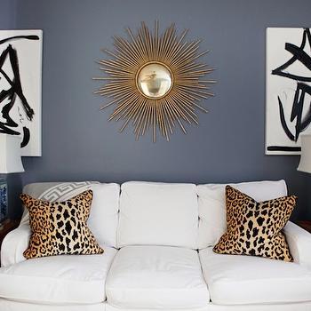 Tortoise Shell Tables, Eclectic, living room, Furbish Studio