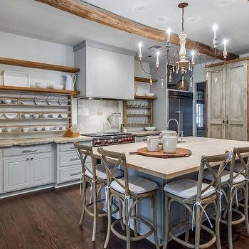 Modern French Kitchens, French, kitchen, Talbot Cooley Interiors
