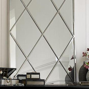 Diamond Mirror Wall Mirrors Wall Decor Home Decor