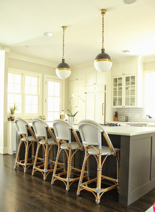 Bistro Counter Stools view full size - French Bistro Island Stools Design Ideas