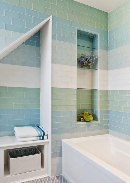 blue subway tiles design ideas. Black Bedroom Furniture Sets. Home Design Ideas