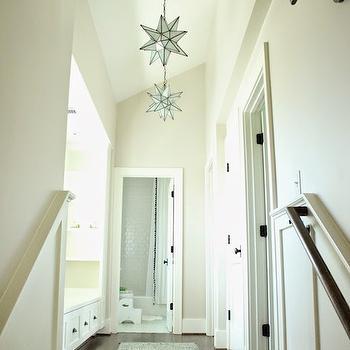 Hallway Pendants, Transitional, entrance/foyer, Belmont Design Group