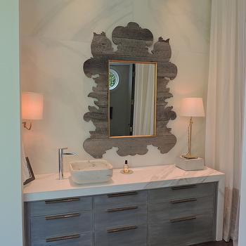 Offset Vanity Sink Design Ideas, Bathroom Vanity With Offset Sink