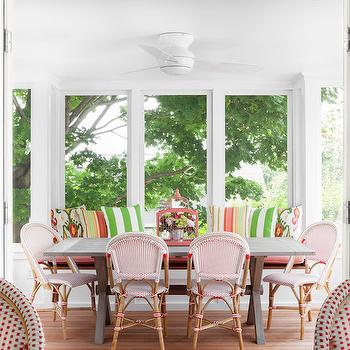 Riviera Side Chairs, Transitional, dining room, Reiko Feng Shui Design