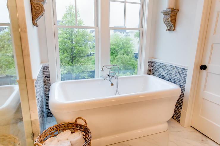 Completely new Bathtub Nook - Transitional - bathroom - JacksonBuilt Custom Homes CG18