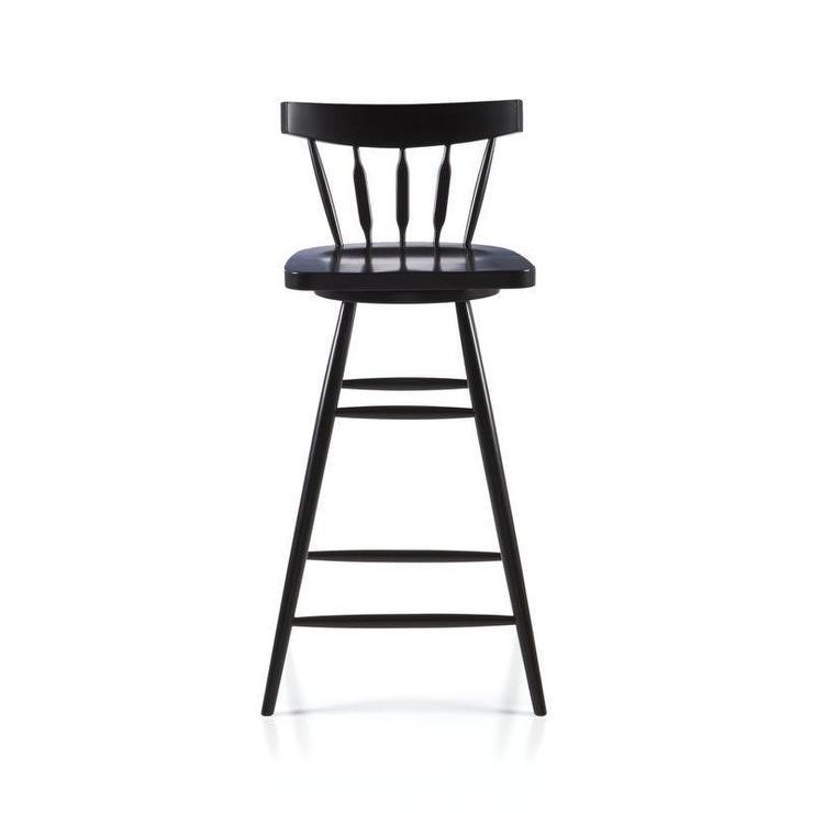 Strange Willa Swivel Black Counter Stool Evergreenethics Interior Chair Design Evergreenethicsorg