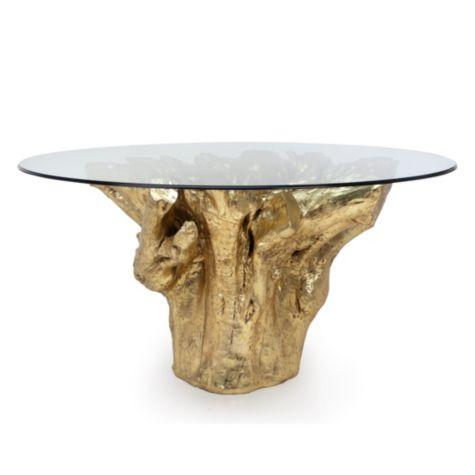 Sequoia Gold Dining Table