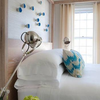 Oak Canopy Bed, Transitional, bedroom, Rachel Reider Interiors