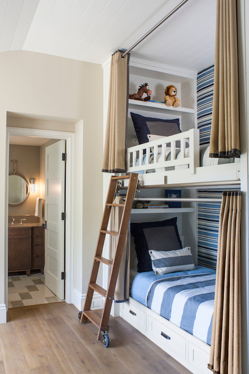 Bunk Bed Ladder Design Decor Photos Pictures Ideas Inspiration Paint Colors And Remodel