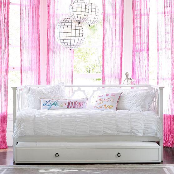 Parsons Daybed White West Elm
