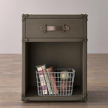 Wilkes Trunk Nightstand I RH Baby and Child