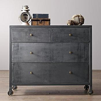 Knox Grey Wide Dresser