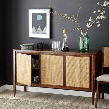 Lubna Chowdhary Teal Tiled Buffet