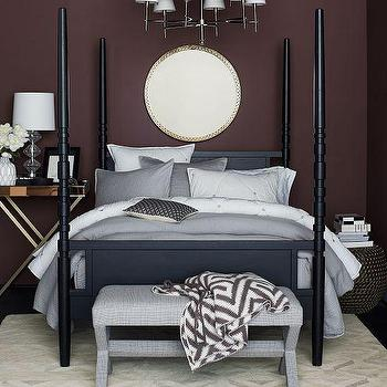 Tabitha Poster Bed, West Elm