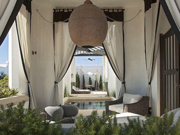 Pool Fountains Mediterranean Pool Alys Beach