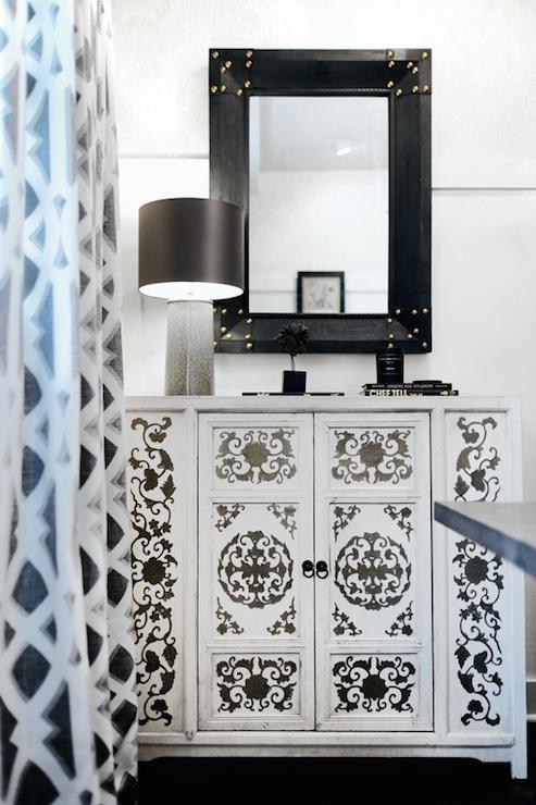 Intricate Cabinet Doors