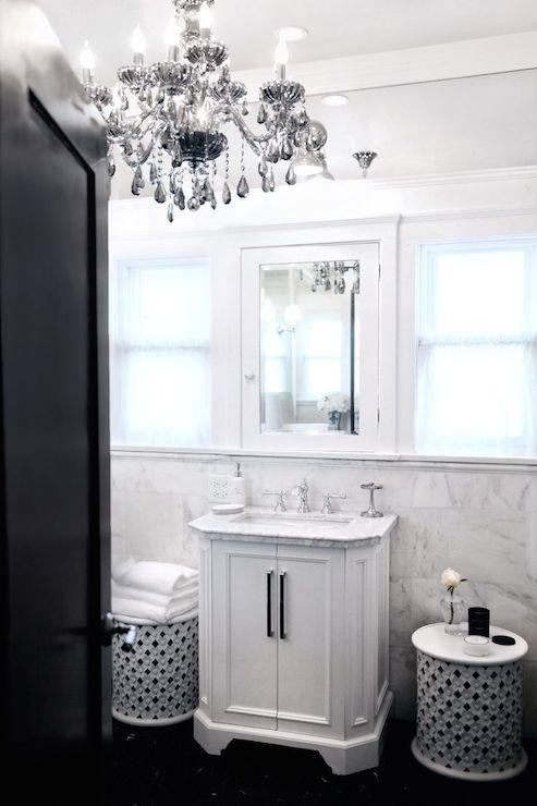 glam bathroom ideas