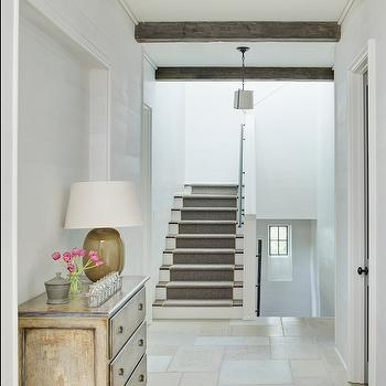Foyer Niche, Transitional, laundry room, Dungan Nequette