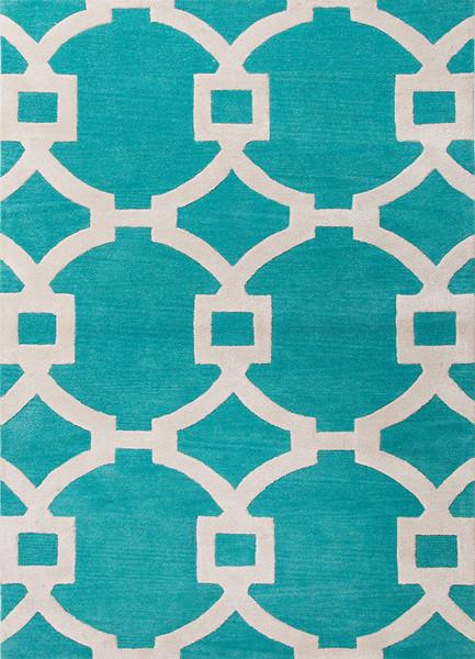 City Collection Regency Turquoise Rug