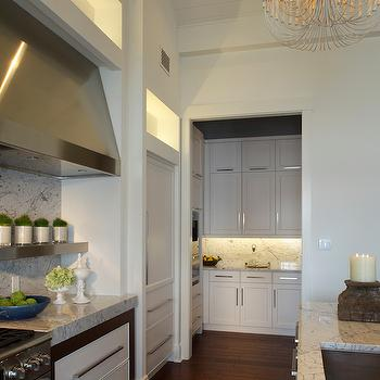 Busby Cabinets · Adjoining Pantry