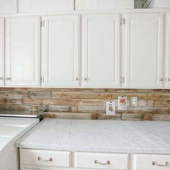 Planked Cabinets Design Ideas