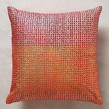 Jali Pillow I anthropologie.com