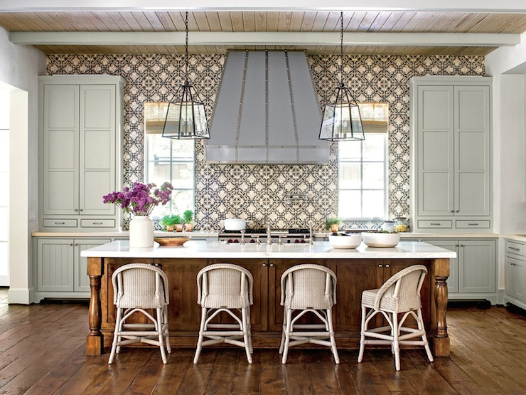 Interior design inspiration photos by southern living for Southern living kitchen designs