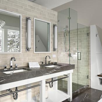 Contemporary, Bathroom