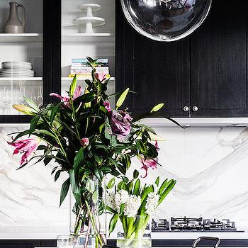 Hidden Kitchen Hood, Transitional, kitchen, The Block Glasshouse