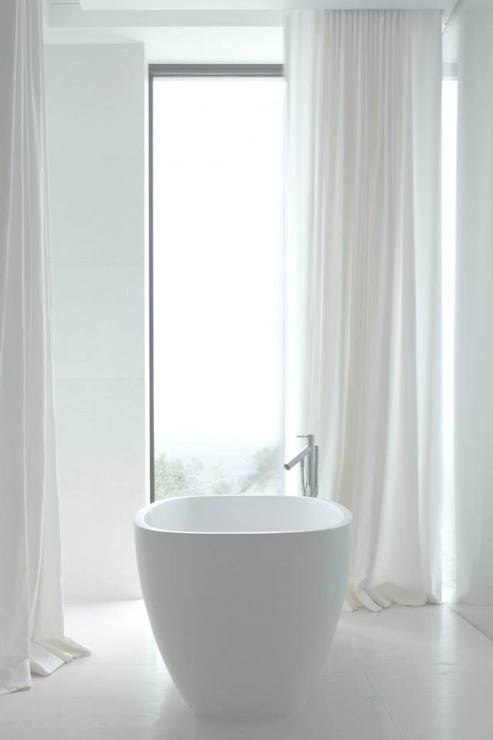 Egg Shape Bathtub