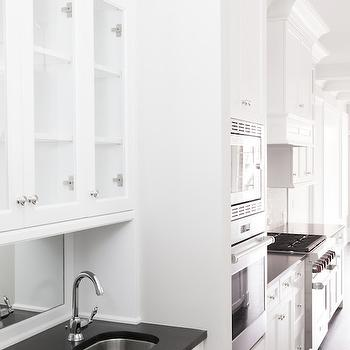Butler Pantry Cabinets, Transitional, kitchen, PLD Custom Homes