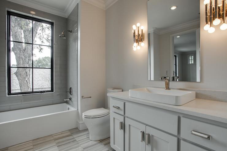 Jonathan Adler Meurice Sconce Modern Bathroom Tatum