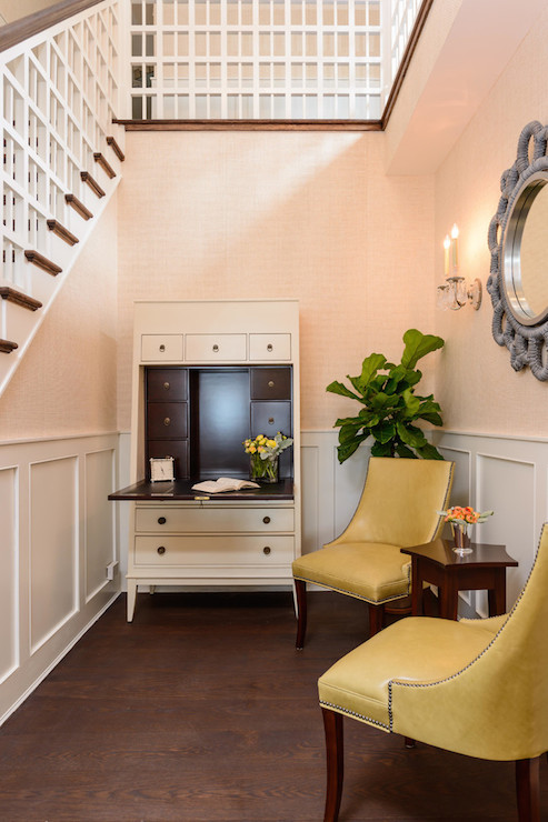 Foyer Wainscoting View Full Size