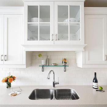 How To Paint Wall Above Kitchen Cabinets