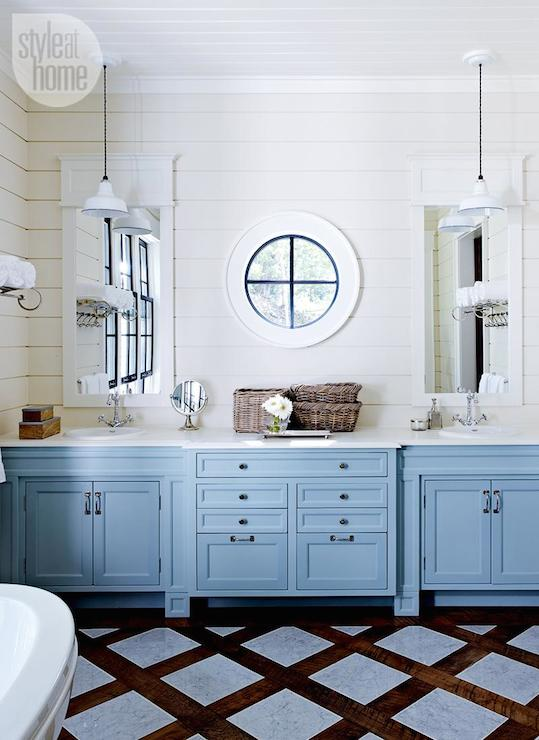 Coastal Bathroom Vanity Design Ideas