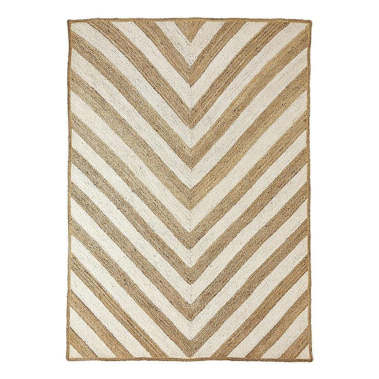 Patch Nyc Swallow Jute Rug Natural I West Elm