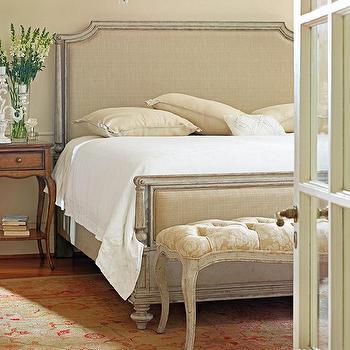 Stanley Furniture Arrondissement Palais Vintage Neutral Bed I Layla Grayce