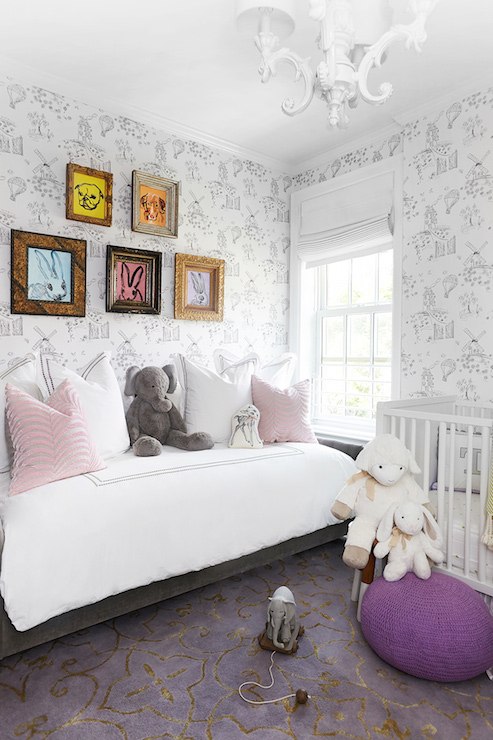 Whimsical Nursery Eclectic Nursery Carlyle Designs