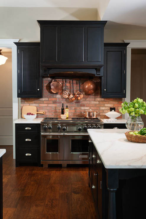 Brick Backsplash Ideas - Design, decor, photos, pictures ...