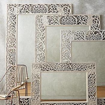 Beau Soir Mirror I anthropologie.com