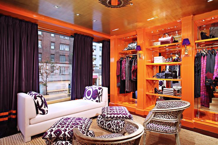 closet curtains - contemporary - closet - amerelife
