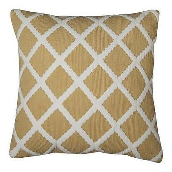 Threshold Trellis Embroidered Pillow I Target