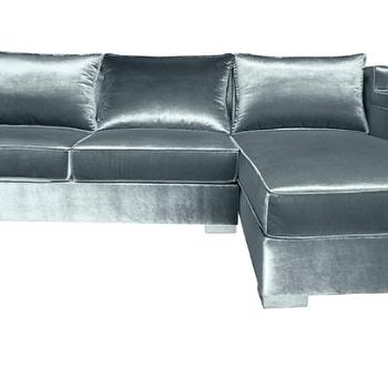 Parker Sectional Sofa design by BD Fine, Burke Decor