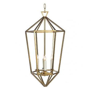 Chan Geo Collection Look No.7 Chandelier I Burke Decor