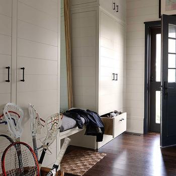 Laundry Room, Benjamin Moore Sailcloth