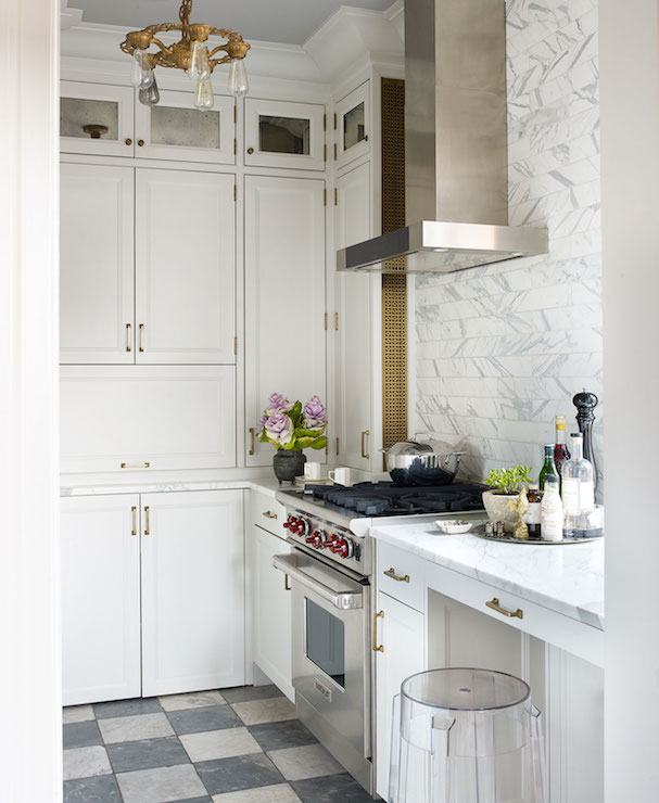 Small Kitchen Ideas Transitional Kitchen Wesley Moon