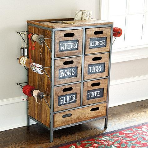 Cambridge Wrapping Cabinet