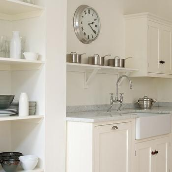 Shelf Over Kitchen Sink Design Ideas